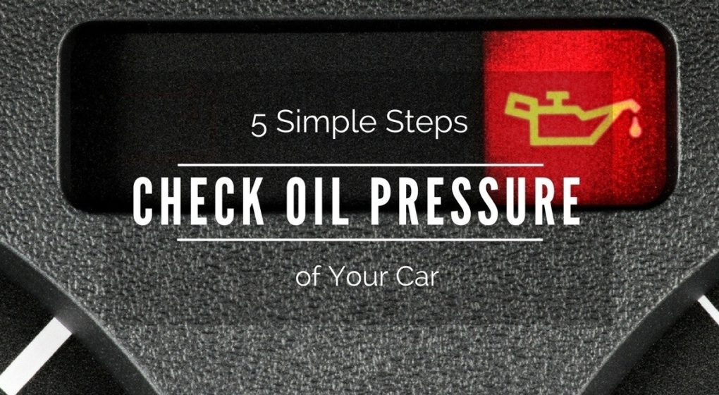 how-to-check-oil-pressure