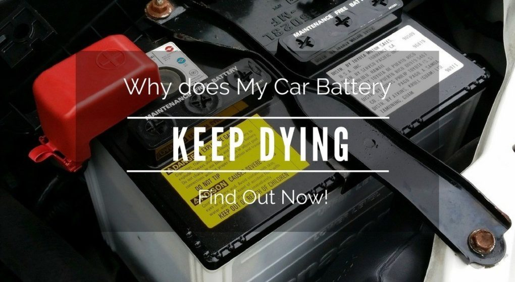 why-does-my-car-battery-keep-dying