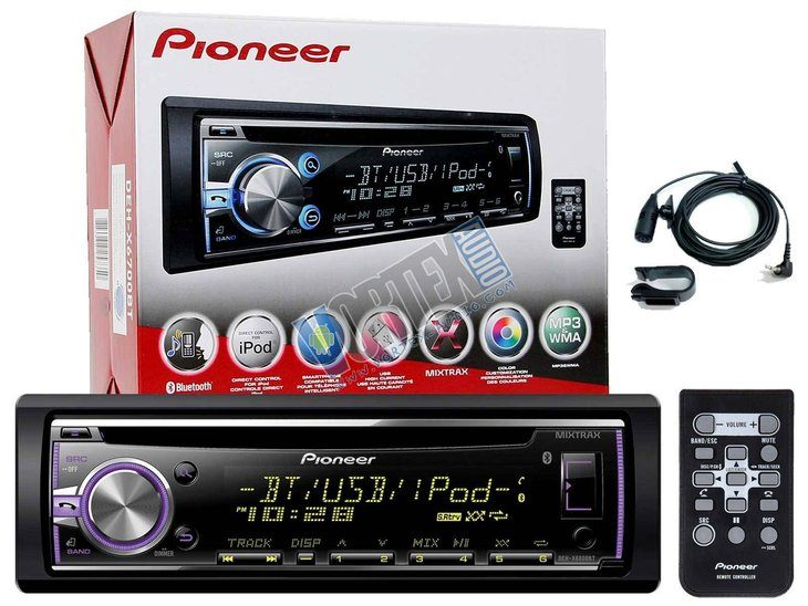 pioneer-deh-x6800bt-single-din-cd-receiver